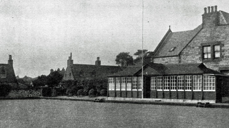 New Pavilion (Opened July 1907)